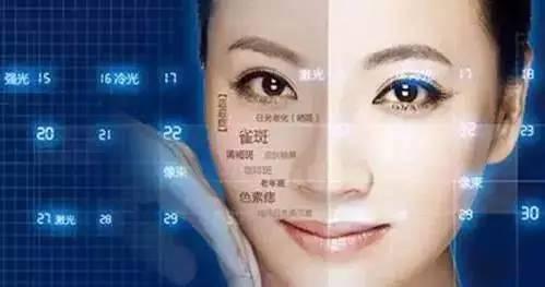常见的斑点在脸部的主要分布